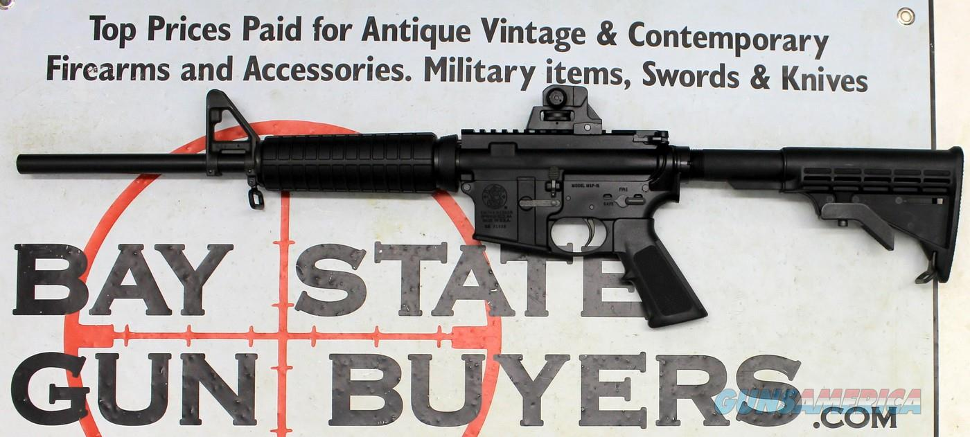 Smith & Wesson M&P 15 semi-automatic rifle ~ 5.56mm ~ NO MA SALES  Guns > Rifles > Smith & Wesson Rifles > M&P