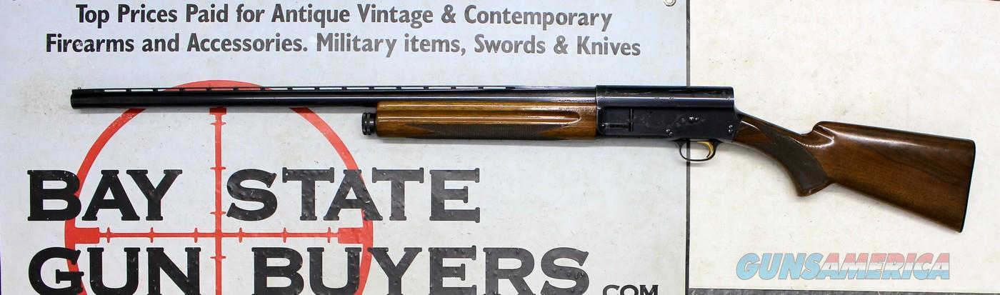 "Browning A5 LIGHT TWELVE semi-automatic shotgun ~ 12Ga. for 2 3/4"" ~ VERY GOOD  Guns > Shotguns > Browning Shotguns > Autoloaders > Trap/Skeet"