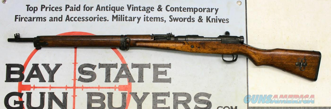 Japanese Arisaka Type 99 rifle ~ 7.7mm ~ Partial MUM ~ Nagoya   Guns > Rifles > Military Misc. Rifles Non-US > Other