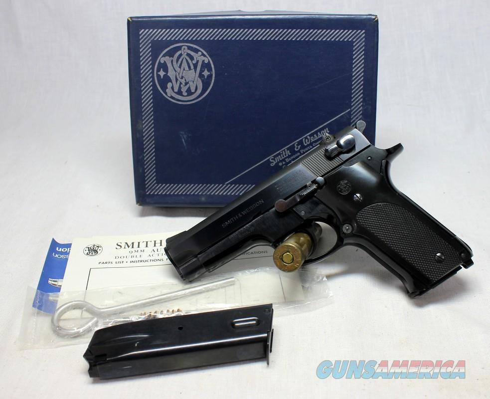 AS NEW Smith & Wesson Model 59 HIGH CAPACITY Pistol ~ Original Box & Manual ~ (2) Factory 14rd Magazines  Guns > Pistols > Smith & Wesson Pistols - Autos > Steel Frame