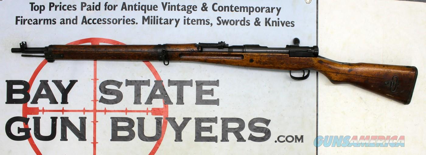 Japanese Arisaka Type 99 rifle ~ 7.7mm  ~ Nagoya, Second Series  Guns > Rifles > Military Misc. Rifles Non-US > Other