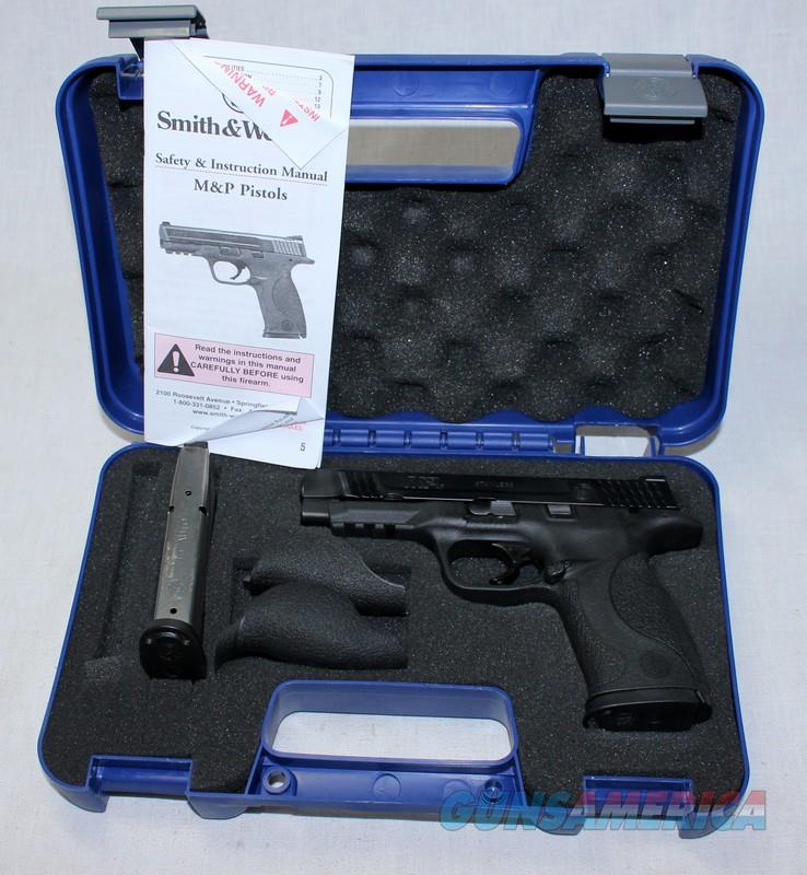 Smith & Wesson M&P 45 semi-automatic pistol .45 ACP LNIB ~ Apex Trigger Job  Guns > Pistols > Smith & Wesson Pistols - Autos > Polymer Frame