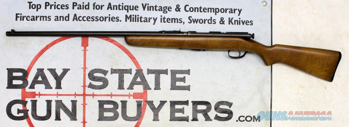 Stevens BUCKHORN Model 56 bolt action rifle ~ .22 S,L, LR ~ Magazine fed  Guns > Rifles > Stevens Rifles