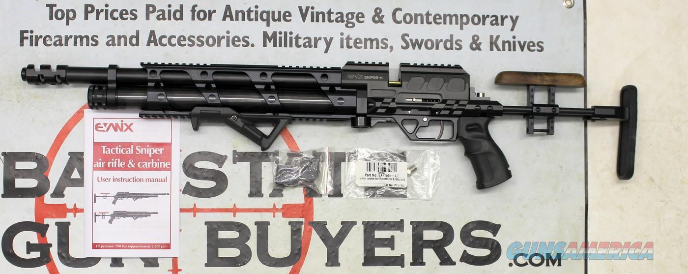 Evanix SNIPER CARBINE Air Rifle ~ .22 Cal (5.5mm) ~ BOX & PAPERS ~ Unfired  Non-Guns > Air Rifles - Pistols > Adult High Velocity