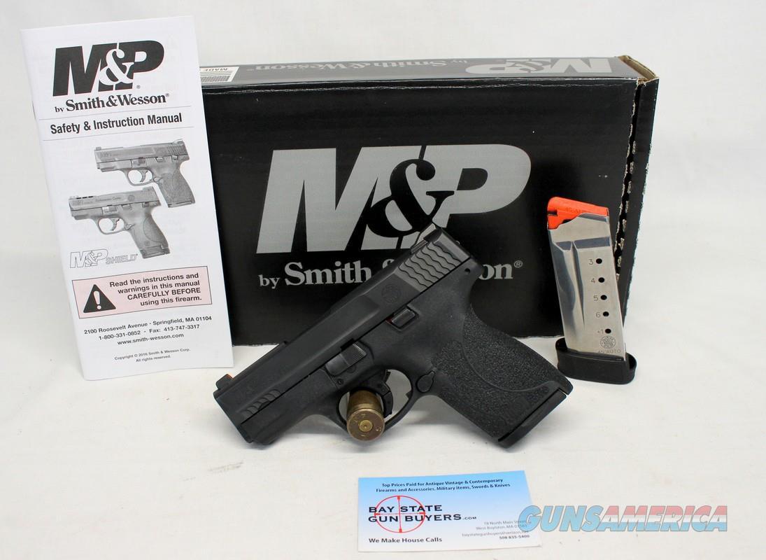 Smith & Wesson M&P 45 SHIELD semi-automatic pistol .45ACP ~ BOX, Manual & (2) Magazines  Guns > Pistols > Smith & Wesson Pistols - Autos > Shield