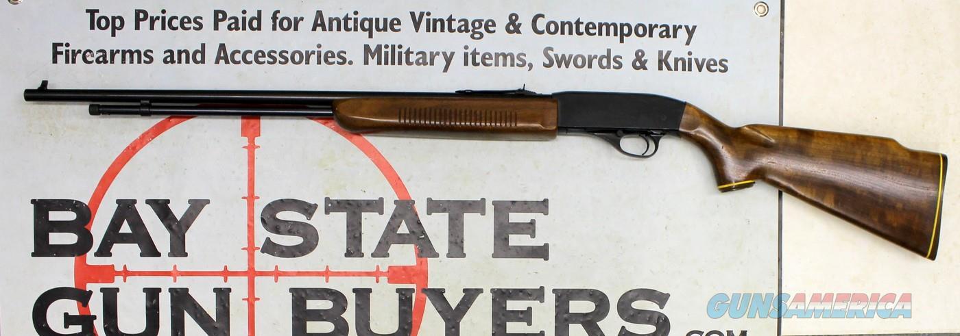 High Standard SPORT KING P-100 pump action rifle ~ .22 S, L, LR caliber ~ COLLECTIBLE  Guns > Rifles > High Standard Rifles