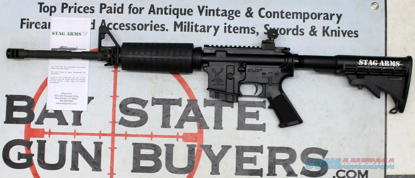 STAG ARMS Model 2 AR-15 semi-automatic rifle ~ UNFIRED (NO MA SALES)  Guns > Rifles > Stag Arms > Complete Rifles