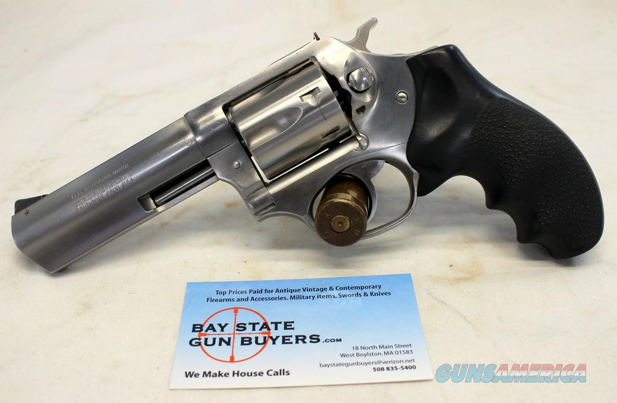 """Ruger SP101 Double Action Revolver ~ .32 H&R Magnum ~ 4"""" Barrel ~ Stainless Steel   Guns > Pistols > Ruger Double Action Revolver > SP101 Type"""