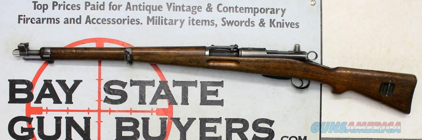 Swiss MODEL K31 Straight Pull Bolt Action rifle ~ 7.5x55 ~ WWII ERA RIFLE (1943)  Guns > Rifles > Military Misc. Rifles Non-US > Other
