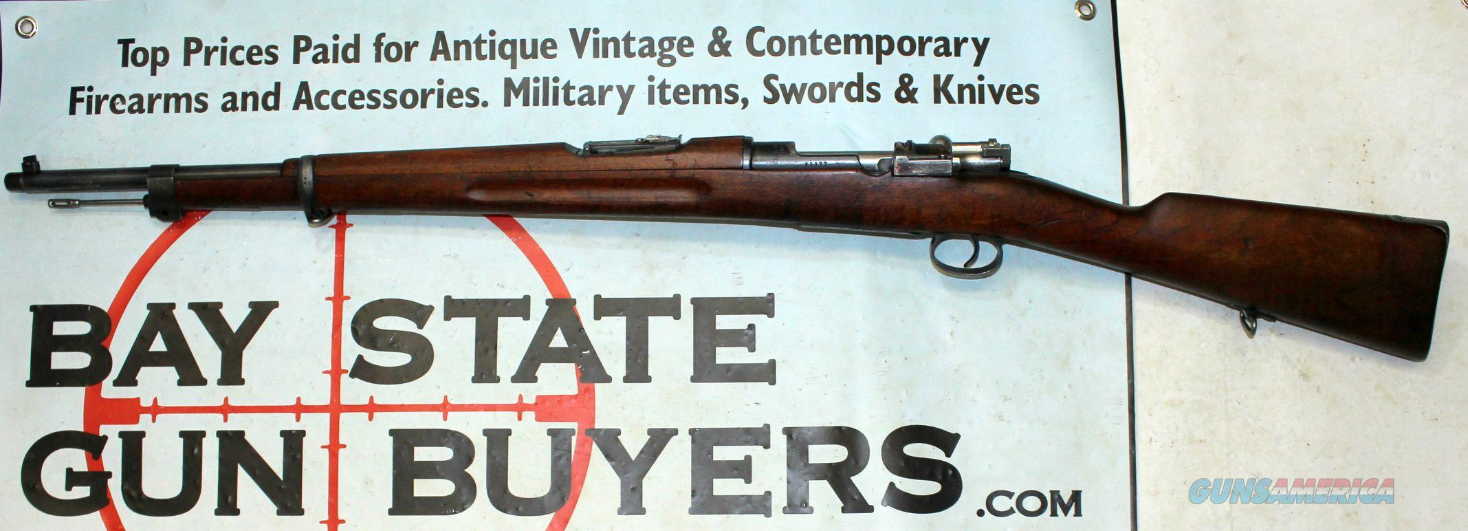 Carl Gustafs Stads SWEDISH MAUSER M/96 bolt action rifle 6.5x55mm - COLLECTIBLE EXAMPLE  Guns > Rifles > Military Misc. Rifles Non-US > Other