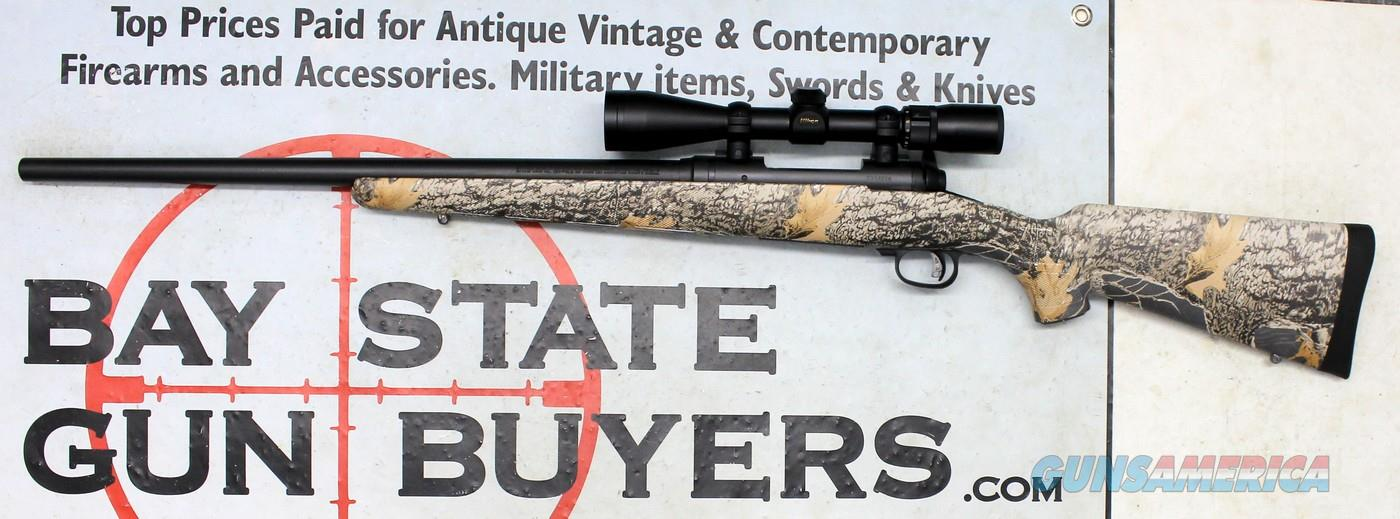 Savage Model 11 bolt action rifle ~ .22-250 ~ Real Tree CAMO STOCK ~ Nikon 3-9x40 Scope  Guns > Rifles > Savage Rifles > 11/111