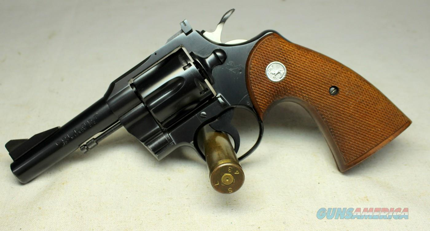 Colt Model 357 double action revolver ~ .357 Magnum Caliber ~ PRE-TROOPER ~ PRE-PYTHON  Guns > Pistols > Colt Double Action Revolvers- Modern