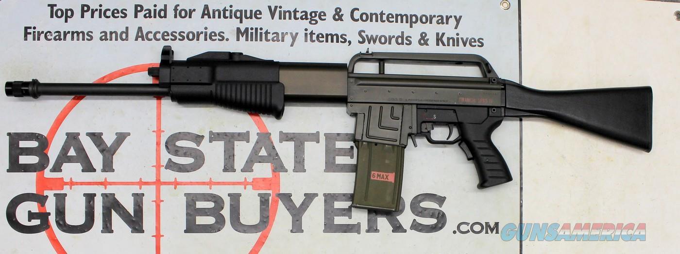 *Rare* FRANCHI SPAS-15 Pump/Semi-automatic Shotgun ~ 12Ga. ~ LESS THAN 200 IMPORTED TO US  Guns > Shotguns > Franchi Shotguns > Auto Pump > Tactical