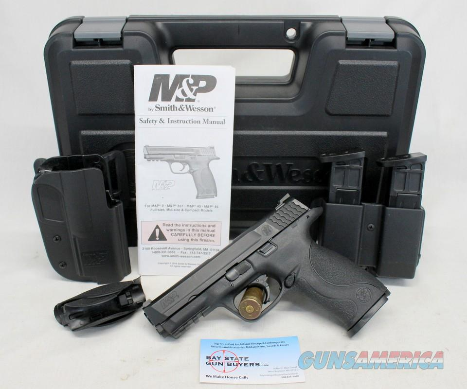 Smith & Wesson M&P 9 ~ semi-automatic pistol ~ 9mm ~ CARRY & RANGE KIT   Guns > Pistols > Smith & Wesson Pistols - Autos > Polymer Frame