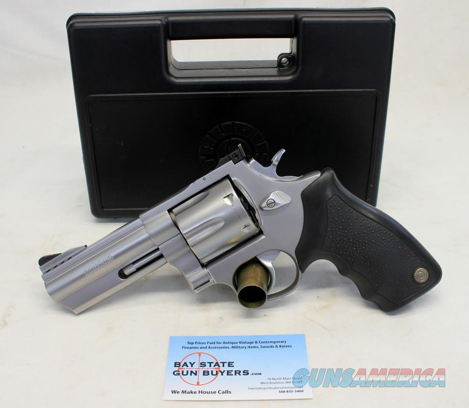 "Taurus MODEL 44 double action revolver ~ .44 Magnum ~ 4"" Barrel   Guns > Pistols > Taurus Pistols > Revolvers"