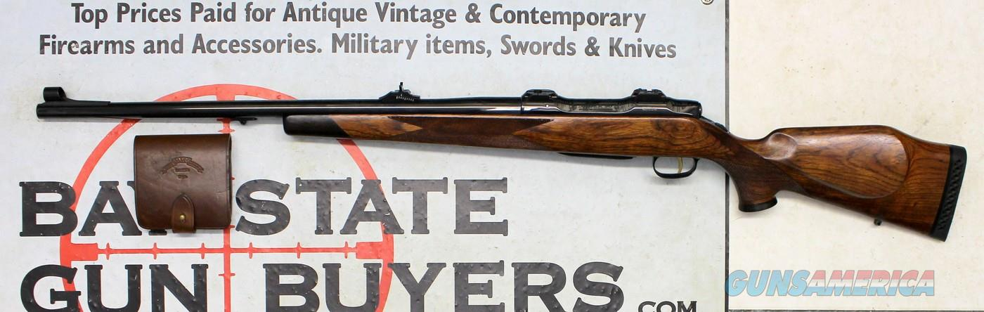J.P. SAUER Model 90 GRAND AFRICAN Bolt Action Rifle ~ .458 Win Mag ~ 99% Condition  Guns > Rifles > Sauer Rifles
