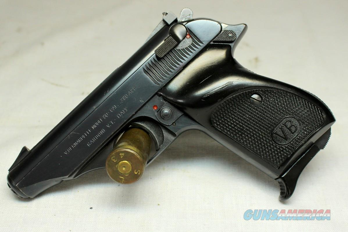 Bernadelli MODEL 80 semi-automatic pistol ~ .380acp ~ COLLECTIBLE! (NO MA SALES)  Guns > Pistols > Bernadelli