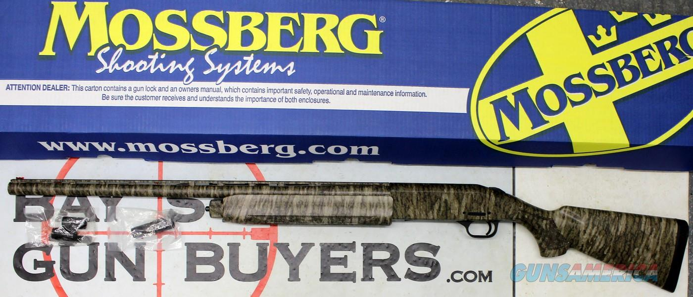 "Mossberg 930 Hunting All Purpose Field Shotgun ~ 12Ga for 2 3/4"" & 3"" ~ New Bottomland Camo  Guns > Shotguns > Mossberg Shotguns > Autoloaders"