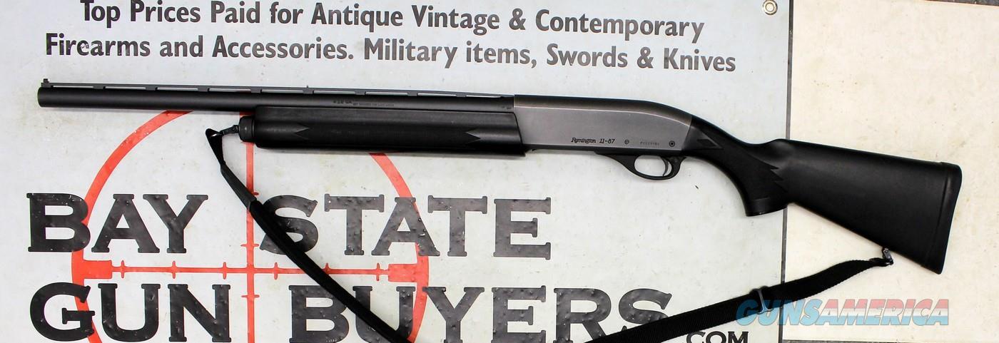 Remington MODEL 11-87 SPECIAL PURPOSE semi-automatic shotgun ~ 12 Ga. ~ Synthetic Stocks   Guns > Shotguns > Remington Shotguns  > Autoloaders > Hunting