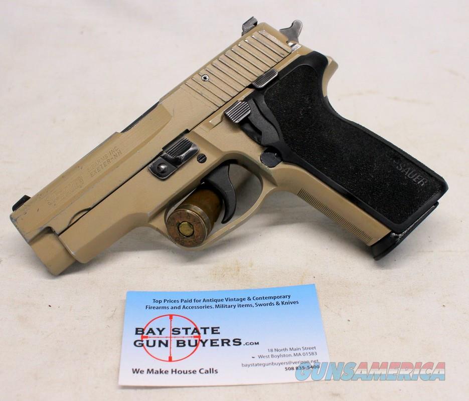 Sig Sauer P228 semi-automtic pistol ~ 9mm ~ 13Rd. Magazine  Guns > Pistols > Sig - Sauer/Sigarms Pistols > P228