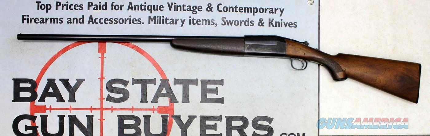 Lefever LONG RANGE FIELD & TRAP Shotgun ~ 20Ga. ~ Single Shot   Guns > Shotguns > Lefever Shotguns