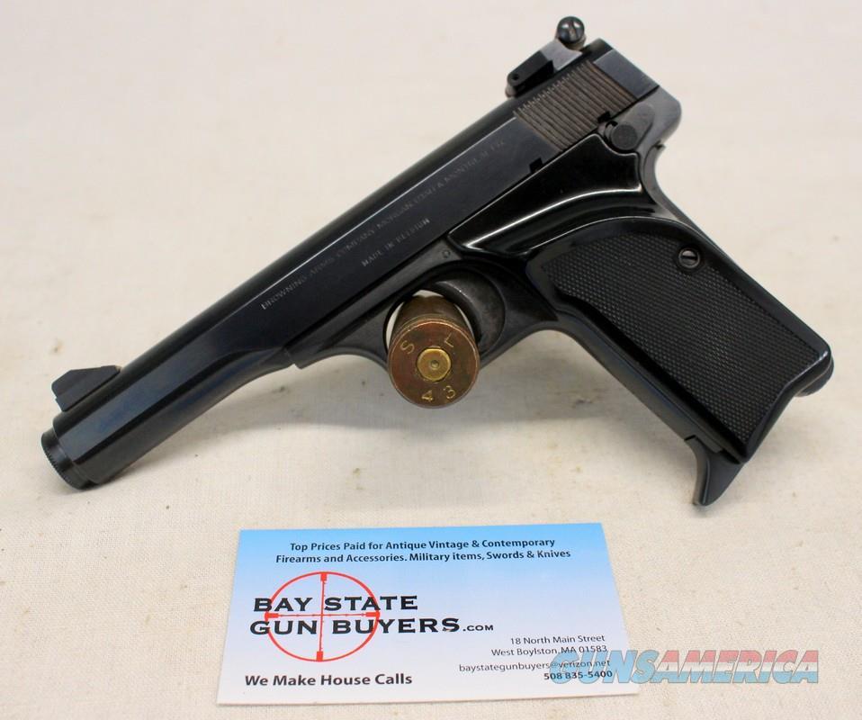 Browning Model 10/71 semi-automatic pistol ~ .380ACP ~ MINT 99% CONDITION  Guns > Pistols > Browning Pistols > Hi Power