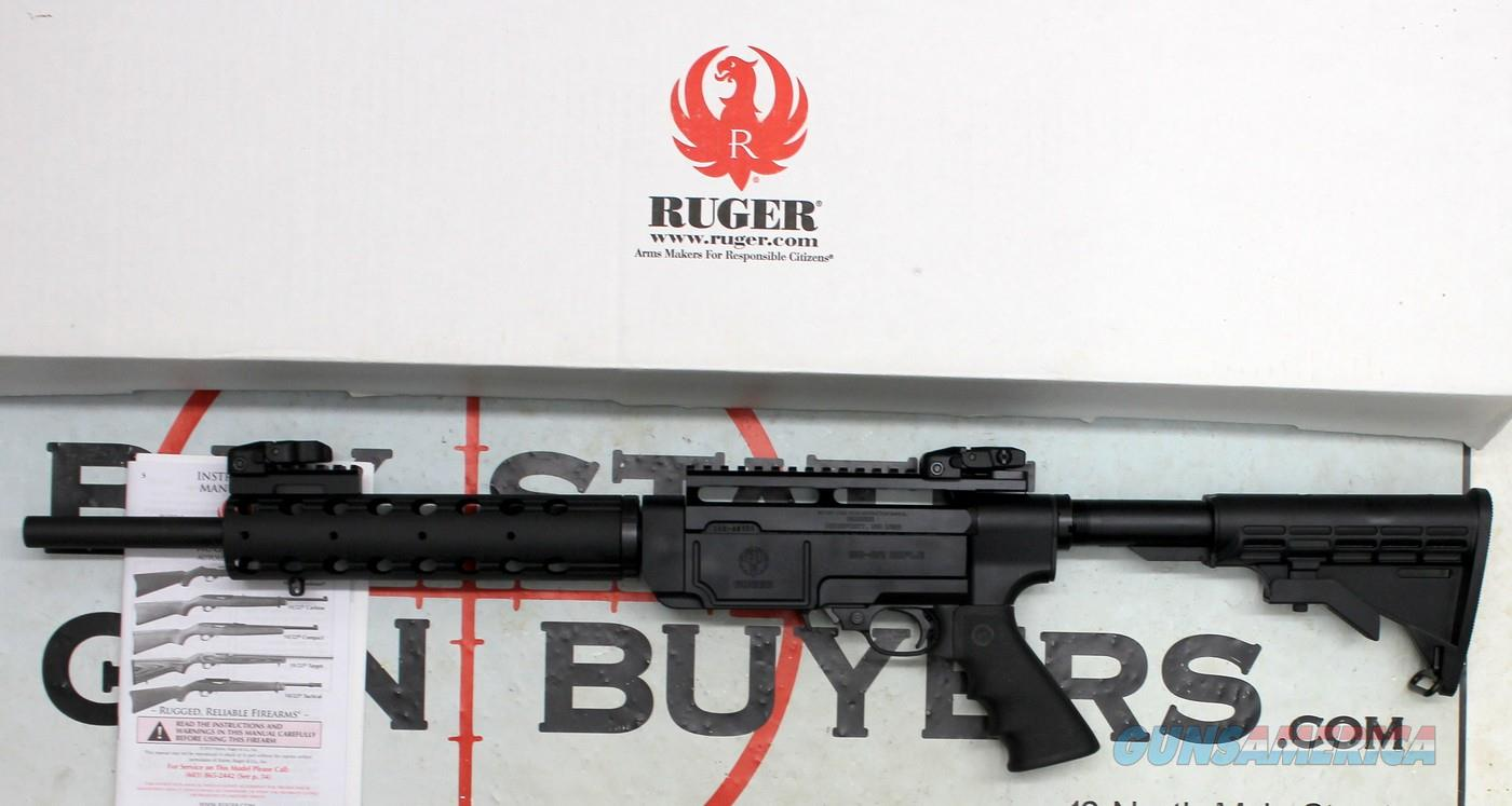Ruger SR-22 Semi-automatic Rifle ~ .22LR ~ AR-15 Style 10/22 ~ BOX & MANUAL ~ Excellent Condition  Guns > Rifles > Ruger Rifles > SR Series