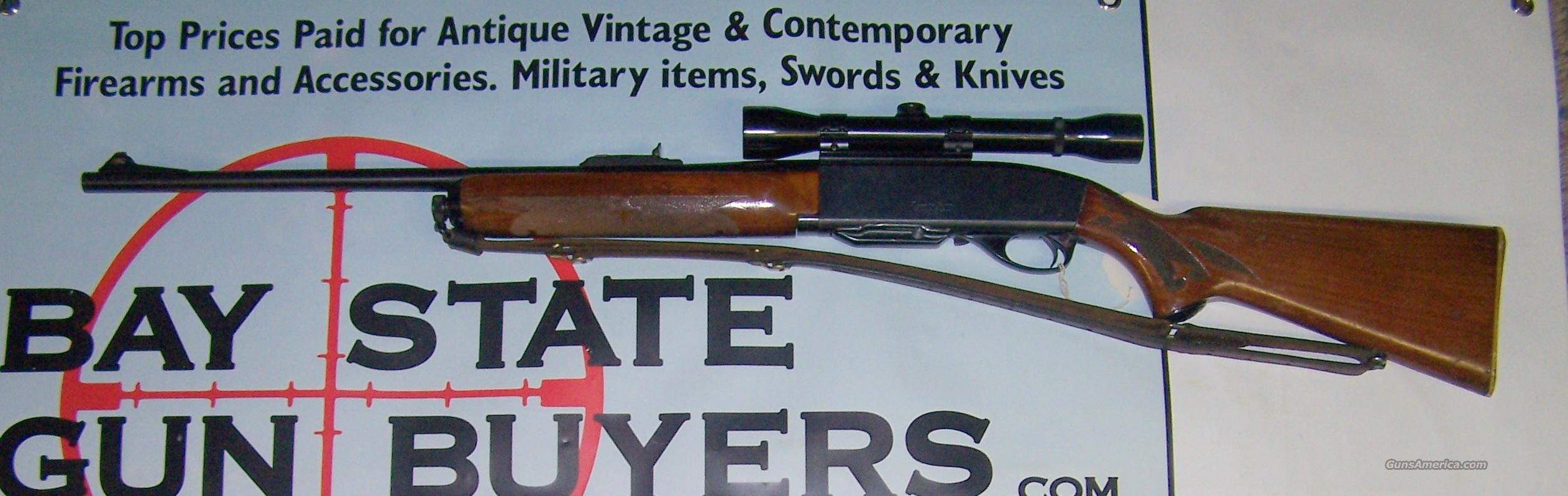 Remington Woodsmaster 742 30-06 SPRG  Guns > Rifles > Remington Rifles - Modern > Other