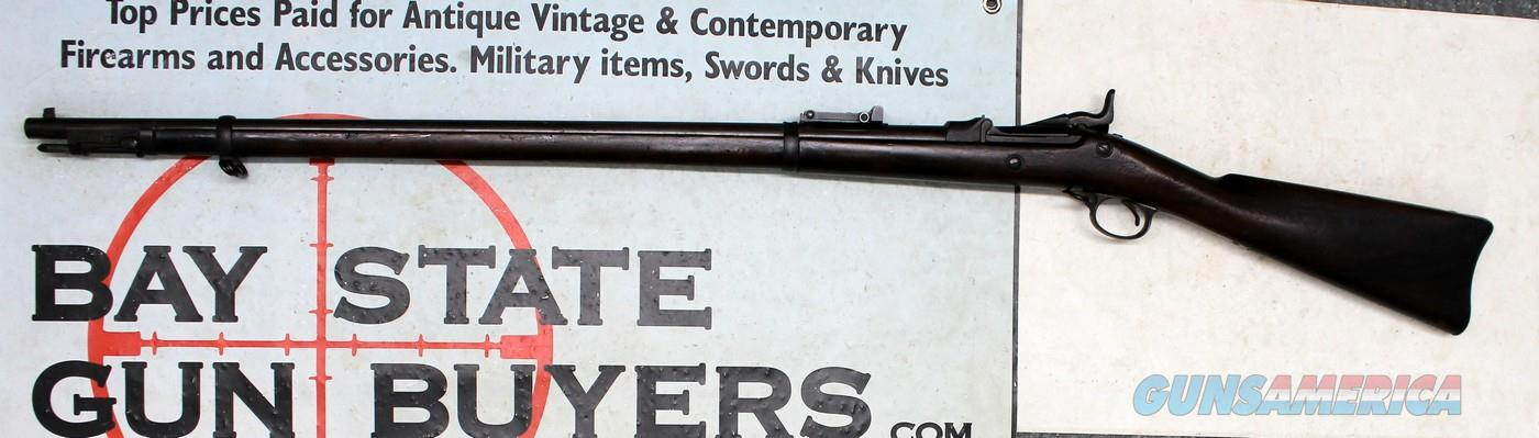 U.S. Springfield MODEL 1884 Trapdoor Rifle ~ .45-70 Govt. ~ Military Gun  Guns > Rifles > Antique (Pre-1899) Rifles - Perc. Misc.