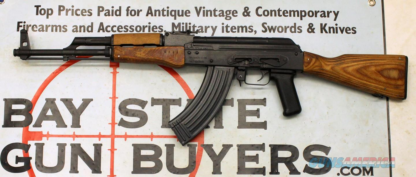 Century International Arms WASR - 10/63 rifle 7.62x39mm   Guns > Rifles > AK-47 Rifles (and copies) > Full Stock