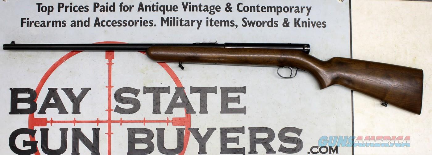 Winchester Model 74 semi-automatic rifle ~ .22LR ~ 1952 Mfg.   Guns > Rifles > Winchester Rifles - Modern Bolt/Auto/Single > Autoloaders