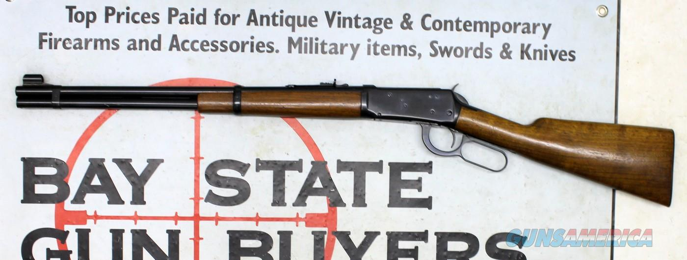 "Winchester Model 94 Carbine lever action rifle ~ .30 WCF ~ 20"" Barrel ~ Mfg. 1948  Guns > Rifles > Winchester Rifles - Modern Lever > Model 94 > Pre-64"