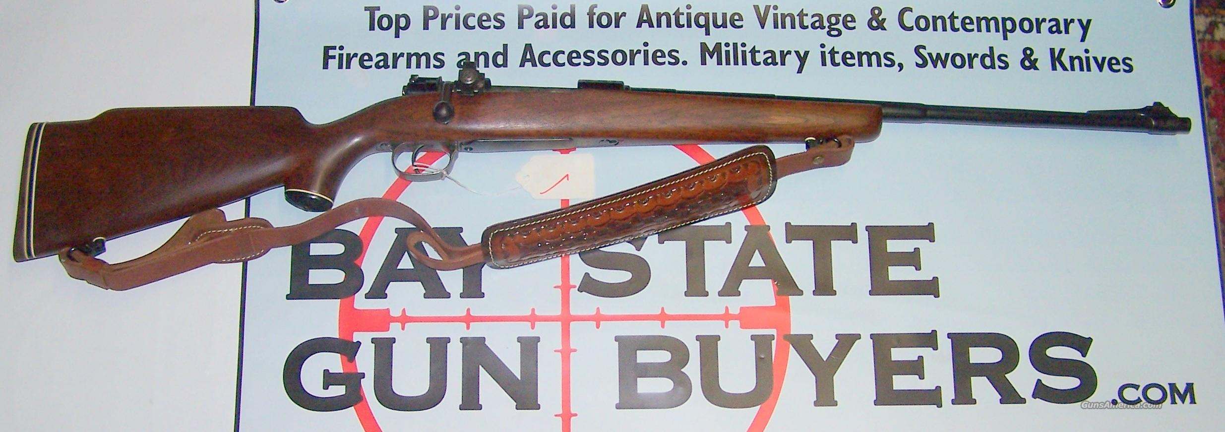 **Rare 1936 German Mauser 98**  Guns > Rifles > Mauser Rifles > German