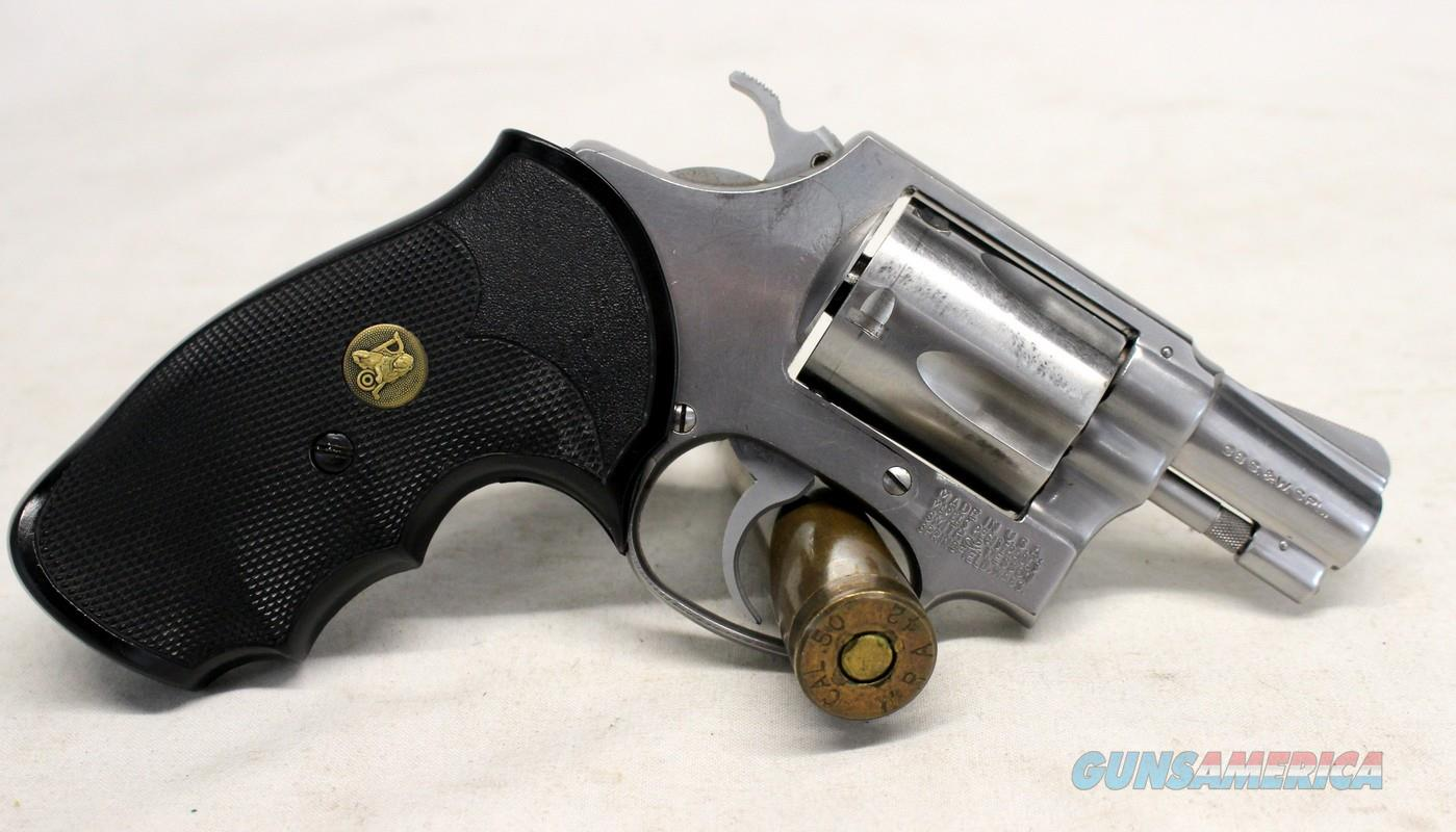 "Smith & Wesson Model 60 NO DASH revolver ~ .38spl ~ 2"" Barrel ~ Stainless  Guns > Pistols > Smith & Wesson Revolvers > Small Frame ( J )"