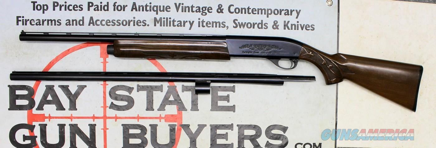 "Remington Model 1100 LT-20 semi-automatic shotgun ~ 20Ga ~ 2 BARREL SET : (1) 21"" V.R. (1) 28"" V.R.   Guns > Shotguns > Remington Shotguns  > Autoloaders > Hunting"