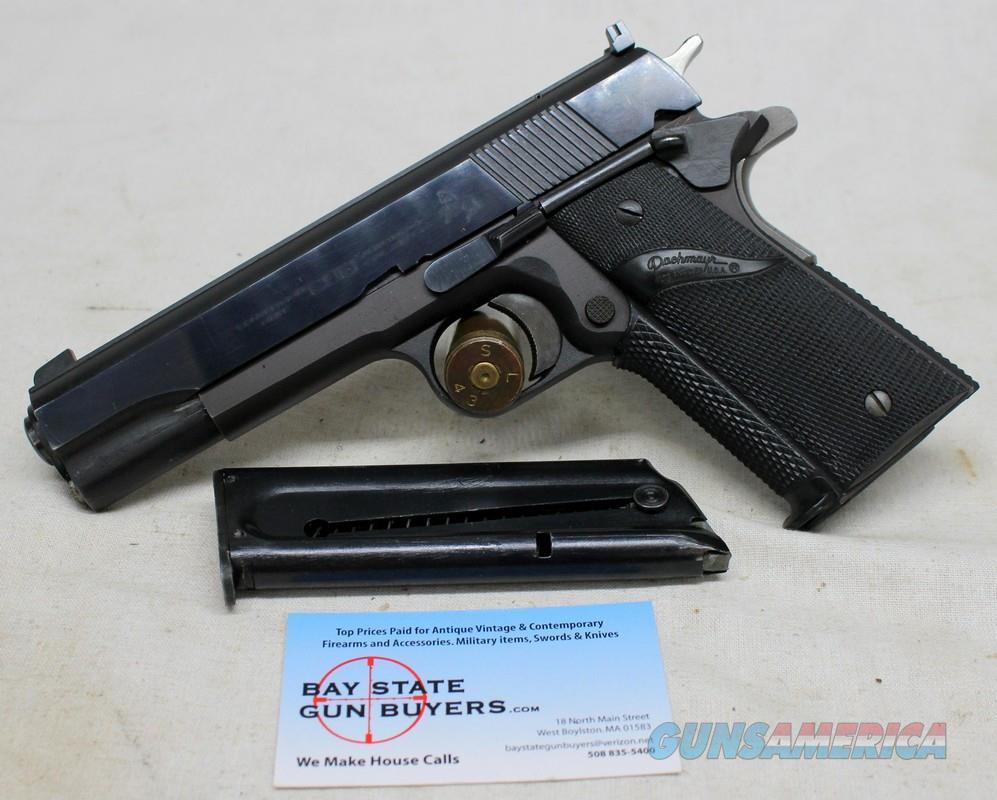 COLT CONVERSION UNIT / Essex Arms Corp. 1911 semi-automatic pistol ~ .22LR ~ (2) Factory Colt Magazines  Guns > Pistols > Colt Automatic Pistols (1911 & Var)