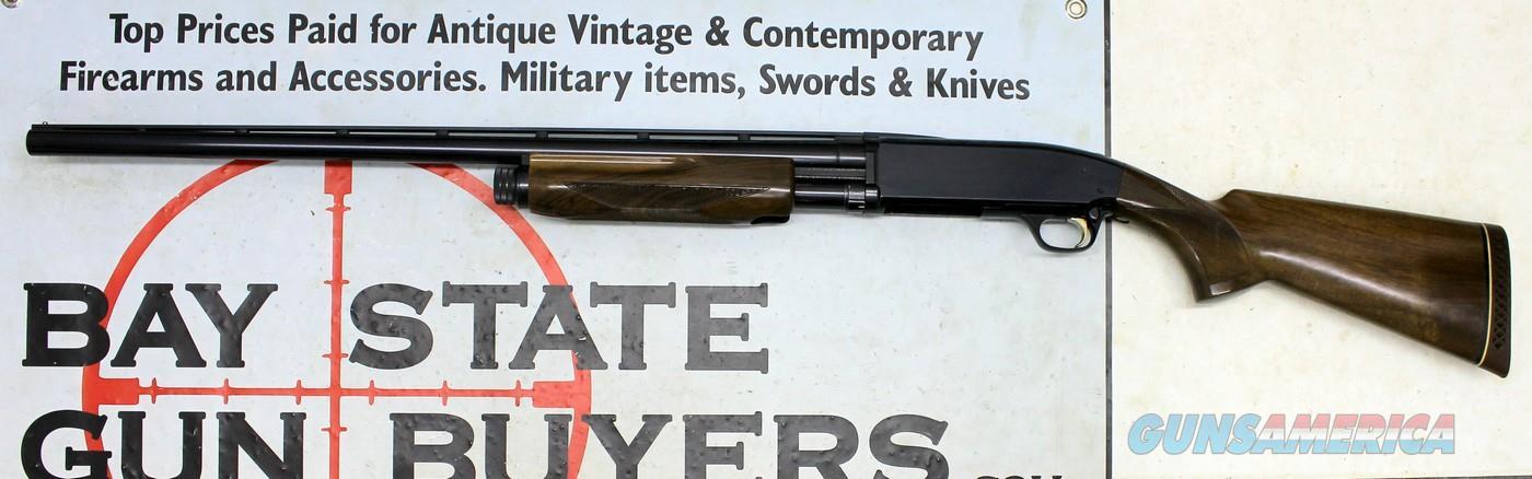 "Browning BPS pump action shotgun ~ 12 Ga for 2 3/4"" & 3"" ~ IMP CYL ~ 26"" V.R. Barrel  Guns > Shotguns > Browning Shotguns > Pump Action > Hunting"