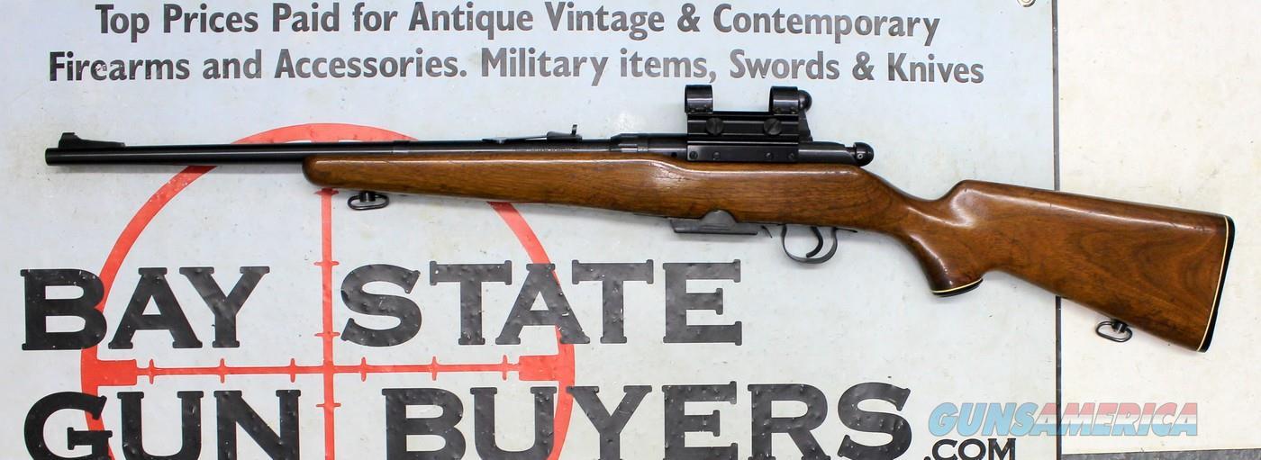Savage Model 340C bolt action rifle ~  30-30 Win ~ Weaver Scope Mount