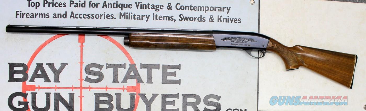 "Remington Model 1100 semi-automatic TRAP shotgun ~ 12Ga. for 2 3/4"" shells ~ MOD choke ~ 28"" VR Barrel  Guns > Shotguns > Remington Shotguns  > Autoloaders > Trap and Skeet"