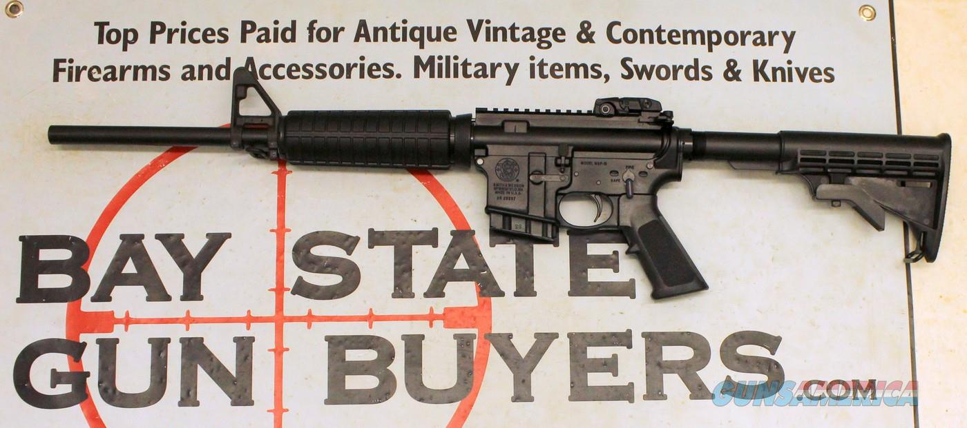 Smith & Wesson M&P 15 semi-automatic AR-15 rifle ~ 5.56 (.223) ~ CHEAPEST ON GA  Guns > Rifles > Smith & Wesson Rifles > M&P