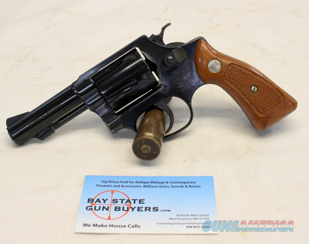 Smith & Wesson MODEL 36-1 Revolver .38Spl SUPER CLEAN EXAMPLE ~ HIGH CONDITION!  Guns > Pistols > Smith & Wesson Revolvers > Small Frame ( J )