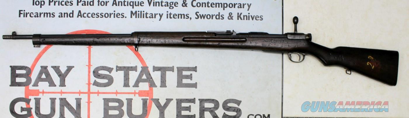 Japanese ARISAKA Type 38 bolt action rifle ~ 7.7mm ~ FULL MUM  Guns > Rifles > Military Misc. Rifles Non-US > Other