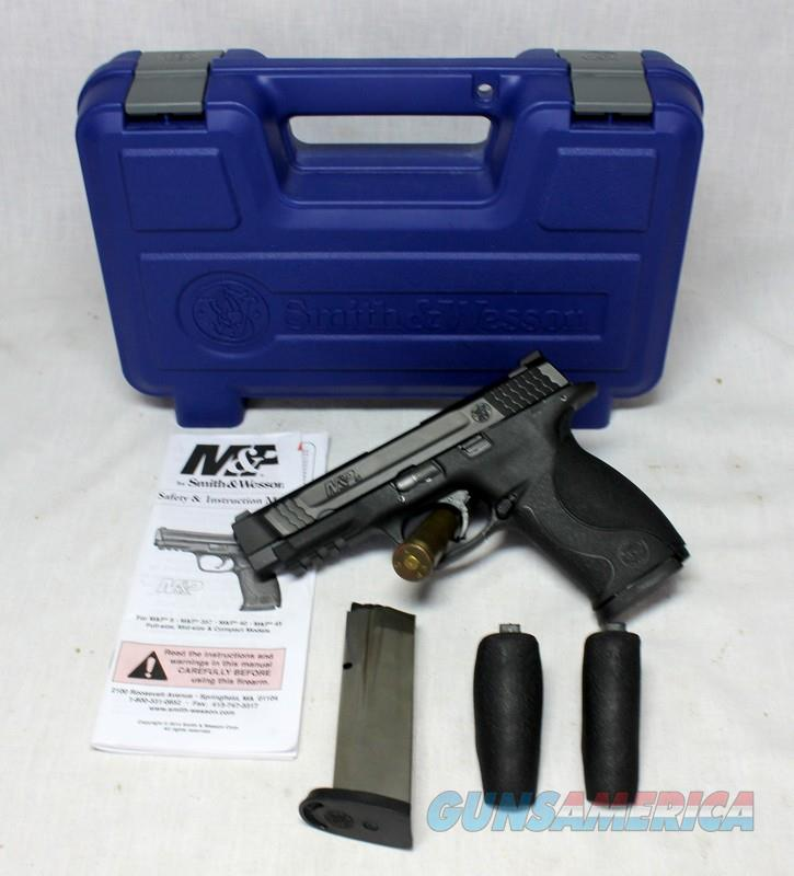 Smith & Wesson M&P 45 semi-automatic pistol .45 ACP LNIB  Guns > Pistols > Smith & Wesson Pistols - Autos > Polymer Frame