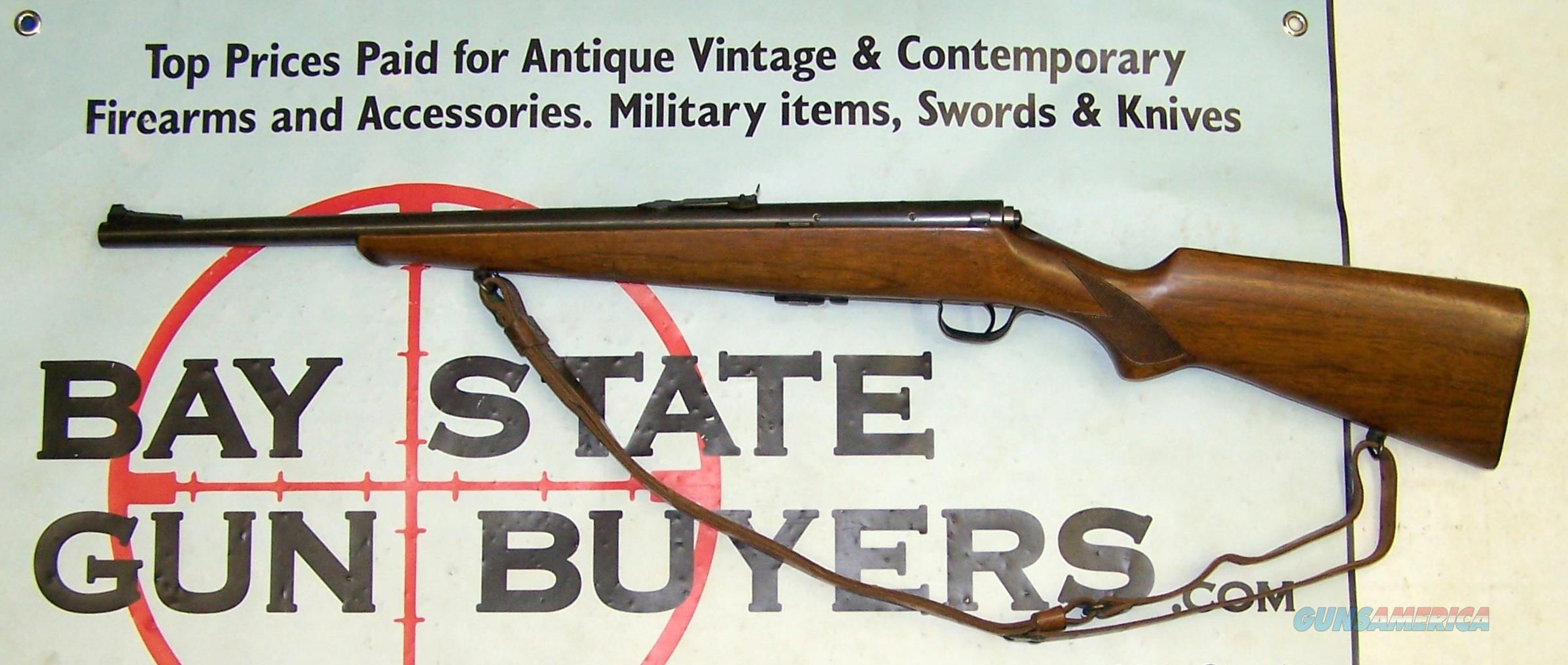 "Savage Model 23A Sporter Rifle .22LR 18"" Bbl SCARCE   Guns > Rifles > Savage Rifles > Standard Bolt Action > Sporting"