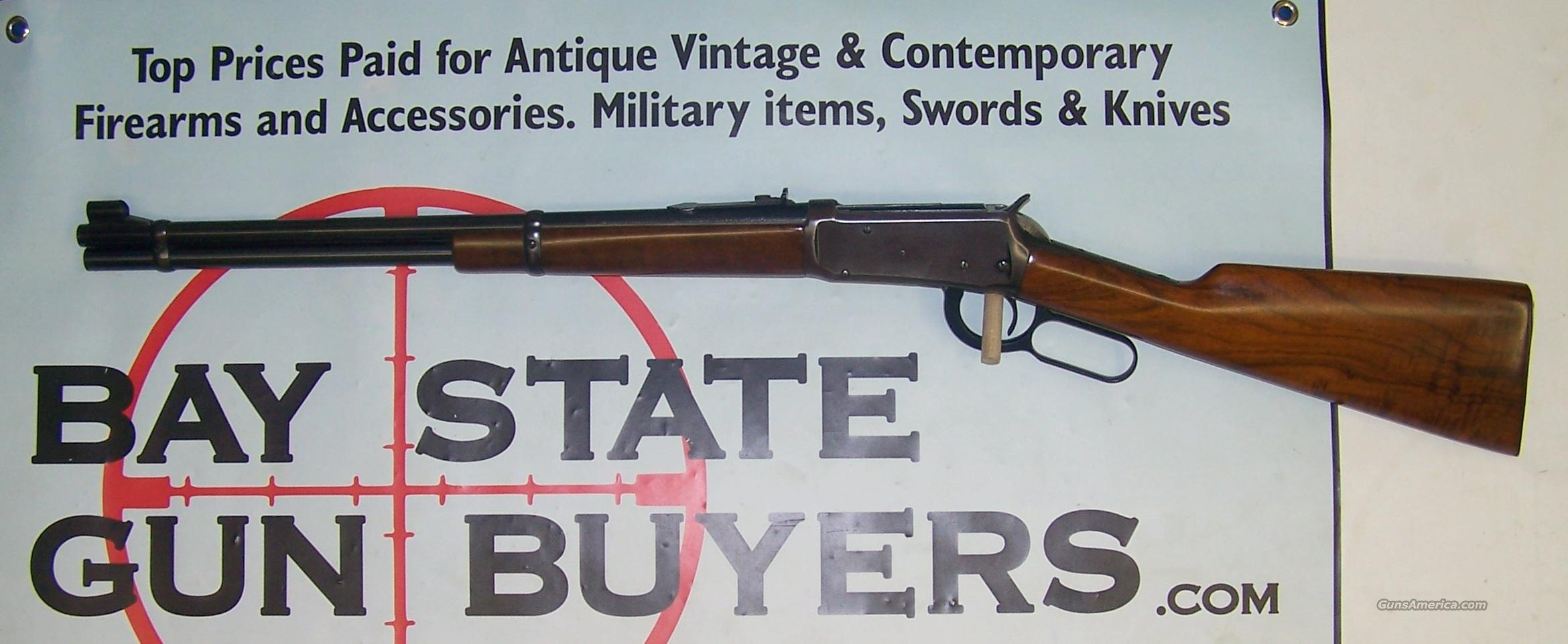 Winchester Model 94 Lever Action Rifle .32 W.S. - PRE 64 (1940's)  Guns > Rifles > Winchester Rifles - Modern Lever > Model 94 > Pre-64