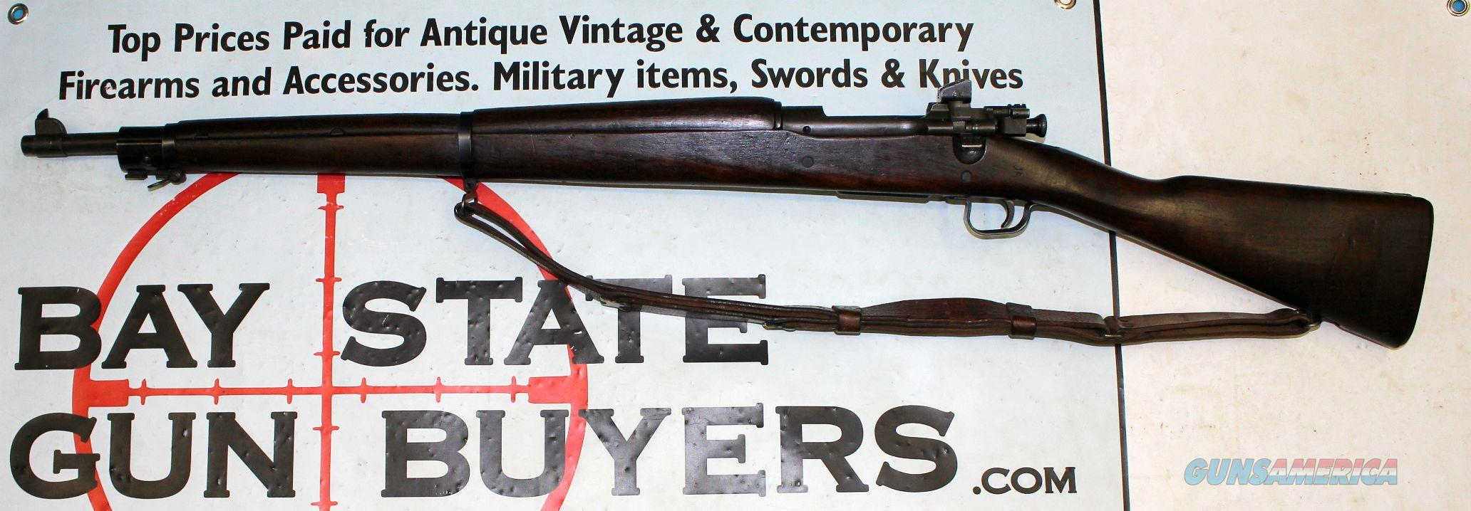 Remington Model 03 A3 WWII Military Rifle - ORIGINAL CONDITION   Guns > Rifles > Military Misc. Rifles US > 1903 Springfield/Variants