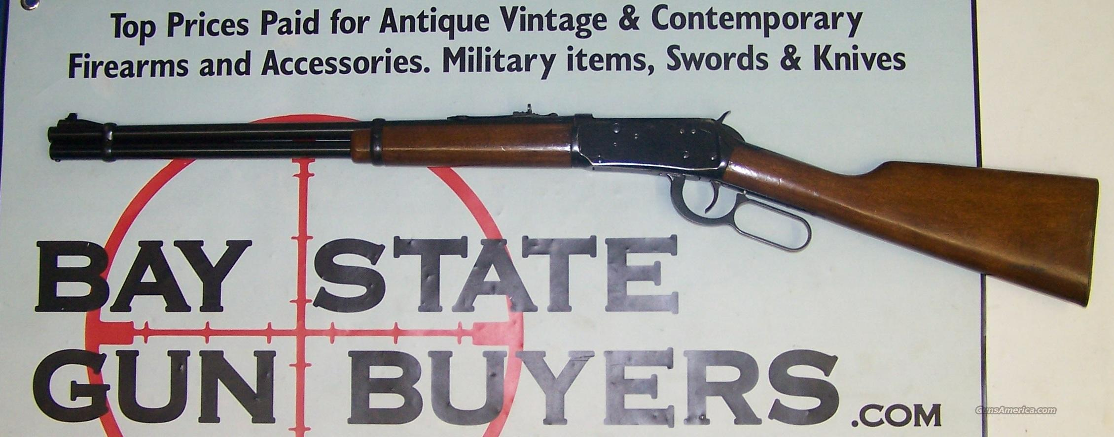 Winchester Model 94 lever action rifle 30-30 Win 1968 manufacture  Guns > Rifles > Winchester Rifles - Modern Lever > Model 94 > Post-64