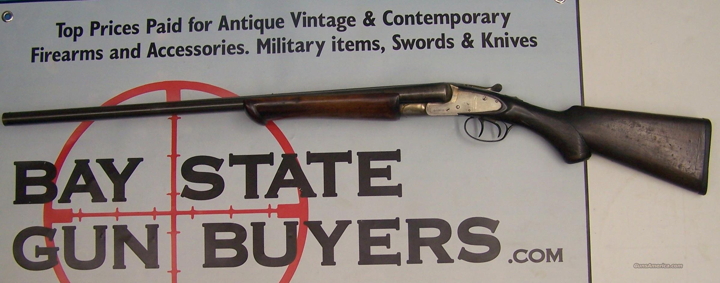 L.C. Smith IDEAL GRADE Double Barrel Shotgun 12 gauge SCARCE DESIGN 1916 C&R, FFL  Guns > Shotguns > L.C. Smith Shotguns