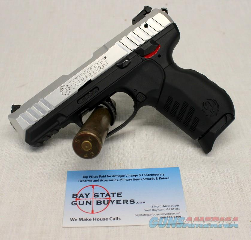 Ruger SR22 TWO TONE semi-automatic pistol ~ .22LR ~ 10rd Mag  Guns > Pistols > Ruger Semi-Auto Pistols > SR Family > SR22