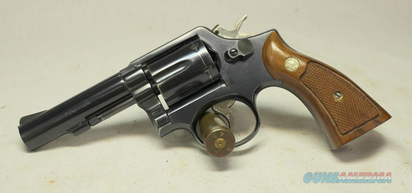 Smith & Wesson Model 13-1 double action revolver ~ .357 Magnum ~ HEAVY BARREL  Guns > Pistols > Smith & Wesson Revolvers > Med. Frame ( K/L )